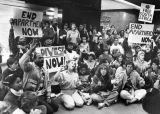 Students against apartheid