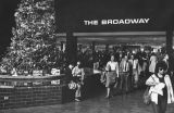 Christmas shoppers not spending at Broadway Plaza