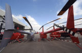 Helicopters ready for delivery