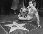 Pee Wee with his star