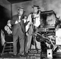 Buster Keaton, Movieland Wax Museum