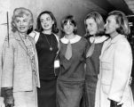 Barbara Stanwyck becomes guardian for young women