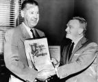 James Cagney receives proclamation