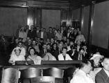 Courtroom spectators