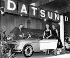 Datsun at Los Angeles Auto Show