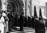 Edward L. Doheny funeral