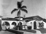 Home of the 'Capone of Los Angeles'