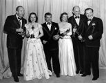 Olivia de Havilland and other Academy Award winners