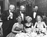 Marion Davies and friends