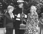 Marion Davies and USC Drill Team winner