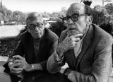 Jack Benny and George Burns
