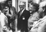 Nancy Reagan meets Foster Grandparents