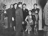 Luminaries of Filmland Meet Madame Chiang