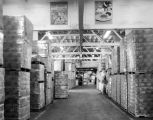 Storage area, Walker Foods, Inc.