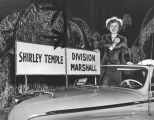 Actress Shirley Temple, March of Dimes Parade