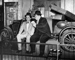 Laurel and Hardy, Movieland Wax Museum