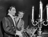 Liberace...with Liberace, Movieland Wax Museum