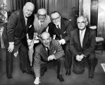 Harold Lloyd and his team get together again