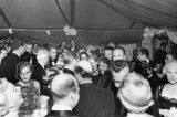 Marion Davies throws party for Johnnie Ray and bride