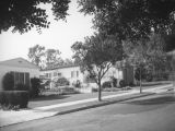 Residential neighborhood, Glendale