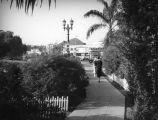 Walkway near Cahuenga and Yucca