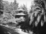 Japanese garden, Hollywood
