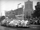 """Old Glory,"" 51st Annual Tournament of Roses, 1940"