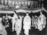 Annual Nisei festival, performing for the VIPs