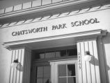 Chatsworth Park School entry