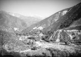 San Gabriel Canyon and Mount Baldy