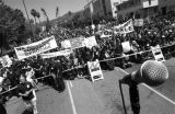 Armenian Genocide March in Hollywood