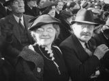 Theodore and Marie Wisloh at the 1938 Rose Parade