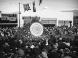 Alabama float, 1938 Rose Parade