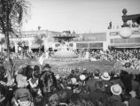 Humboldt County float, 1938 Rose Parade