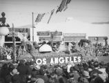 Los Angeles float, 1938 Rose Parade