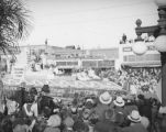 Golden Gate International Exposition float, 1938 Rose Parade