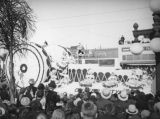 Culver City float, 1938 Rose Parade