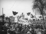 Culver City Rosalie float, 1938 Rose Parade