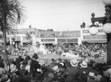 Pomona float, 1938 Rose Parade