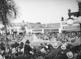 South Pasadena float, 1938 Rose Parade