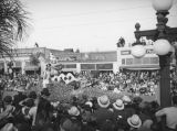 Venice float, 1938 Rose Parade