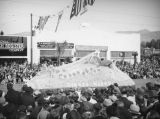 Sierra Madre float, 1938 Rose Parade