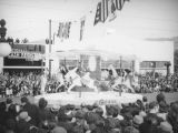 Burbank float, 1938 Rose Parade
