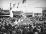 Eagle Rock float, 1938 Rose Parade