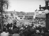 Pasadena Water Department float, 1938 Rose Parade