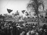 Boy Scout float, 1938 Rose Parade