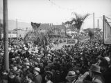 End of the 1938 Rose Parade