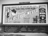Boyle Heights billboard, Mexican movie at the California Theater