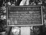 Fern Dell sign