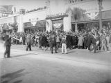 Accident at the 1939 Rose Parade